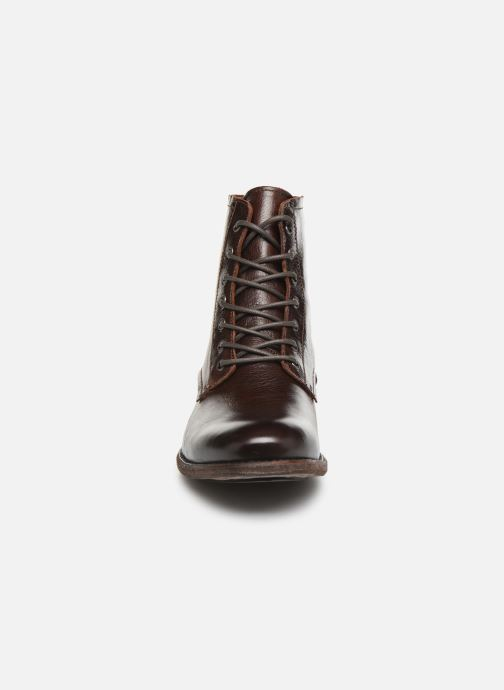 Ankle boots Blackstone IM26 Brown model view