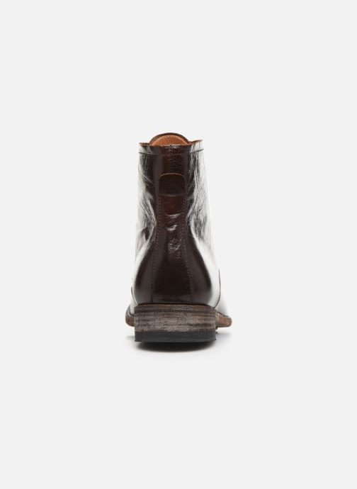 Ankle boots Blackstone IM26 Brown view from the right