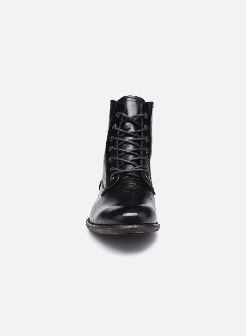 Ankelstøvler Blackstone IM26 Sort se skoene på
