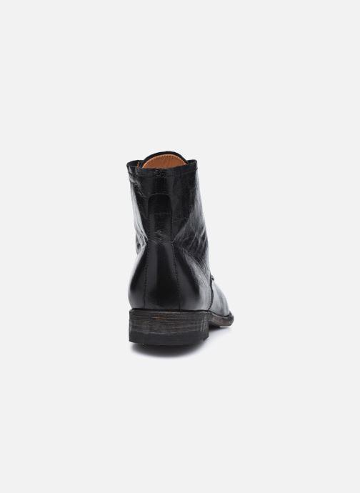 Ankelstøvler Blackstone IM26 Sort Se fra højre