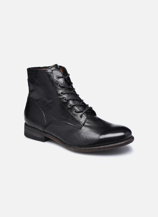 Ankelstøvler Blackstone IM26 Sort detaljeret billede af skoene