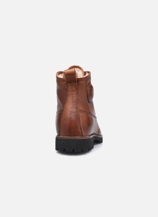 Stiefeletten & Boots Blackstone OM60 braun ansicht von rechts
