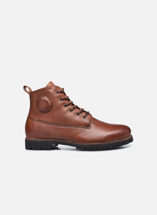 Stiefeletten & Boots Blackstone OM60 braun ansicht von hinten