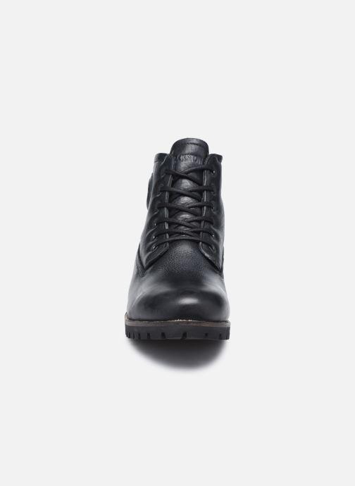 Stiefeletten & Boots Blackstone OM60 schwarz schuhe getragen