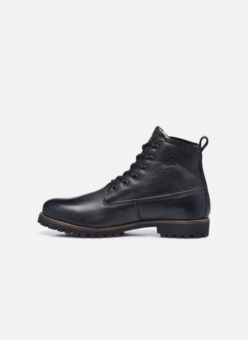 Stiefeletten & Boots Blackstone OM60 schwarz ansicht von vorne