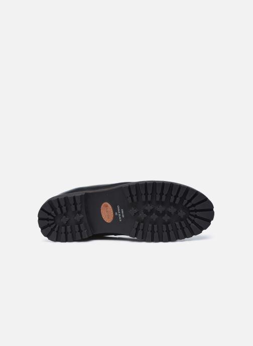 Stiefeletten & Boots Blackstone OM60 schwarz ansicht von oben