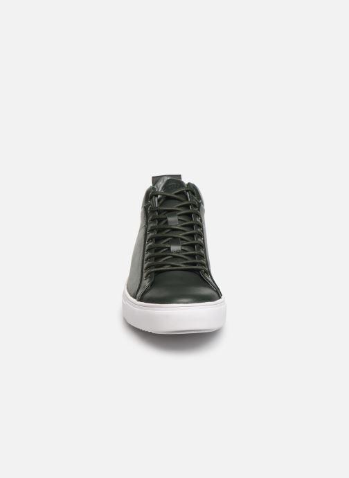 Baskets Blackstone SG29 Vert vue portées chaussures