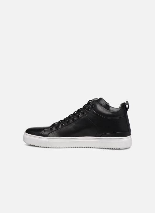 Sneaker Blackstone SG29 schwarz ansicht von vorne