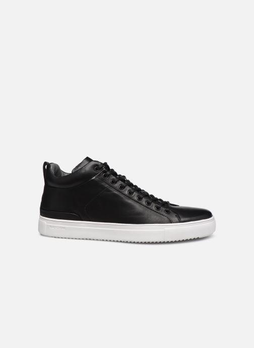 Sneaker Blackstone SG29 schwarz ansicht von hinten