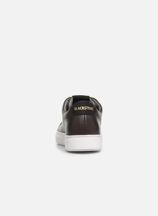 Sneaker Blackstone SG30 braun ansicht von rechts
