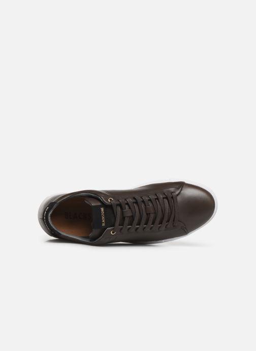 Sneaker Blackstone SG30 braun ansicht von links