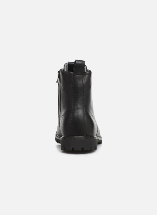 Bottines et boots Blackstone SG33 Noir vue droite