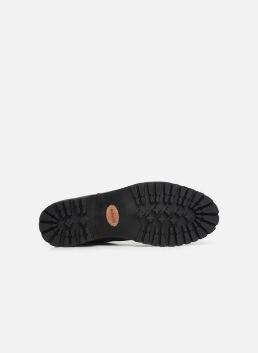 Bottines et boots Blackstone SG33 Noir vue haut