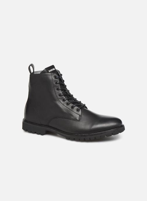 Ankelstøvler Blackstone SG33 Sort detaljeret billede af skoene