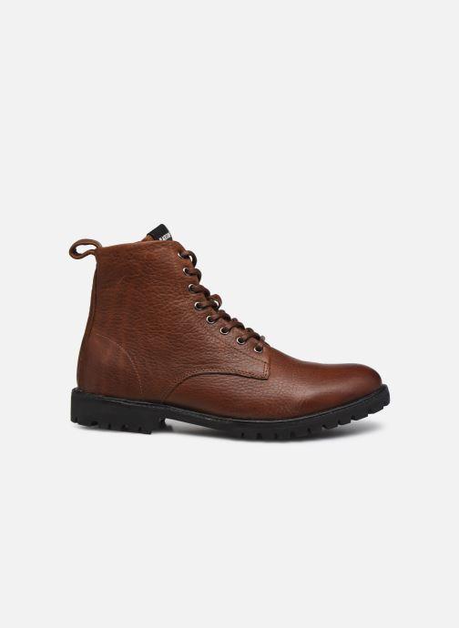 Stiefeletten & Boots Blackstone SG33 braun ansicht von hinten