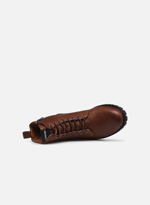 Stiefeletten & Boots Blackstone SG33 braun ansicht von links