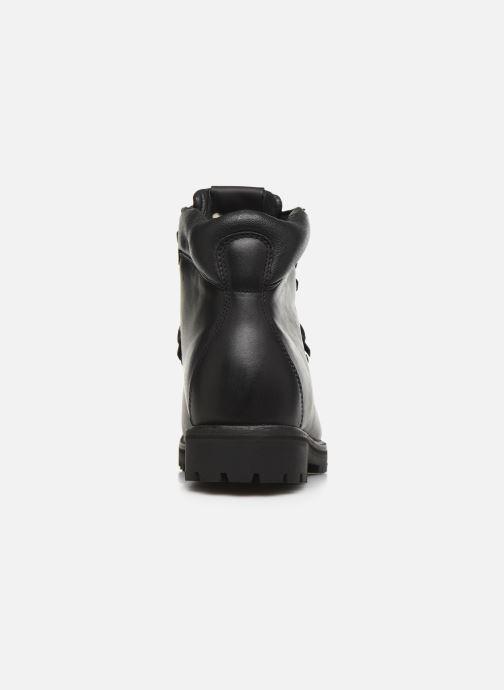Bottines et boots Blackstone SG34 Noir vue droite
