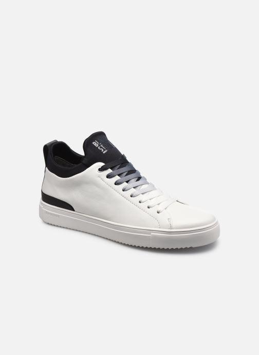 Sneaker Blackstone SG38 weiß detaillierte ansicht/modell