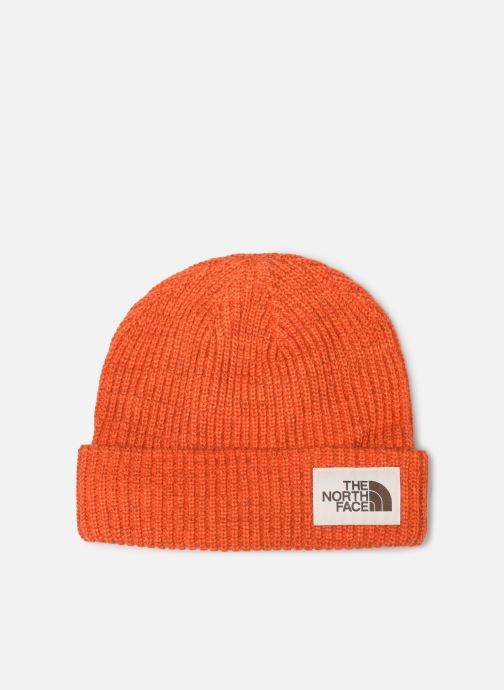 Gorro The North Face Salty Dog Beanie Naranja vista de detalle / par