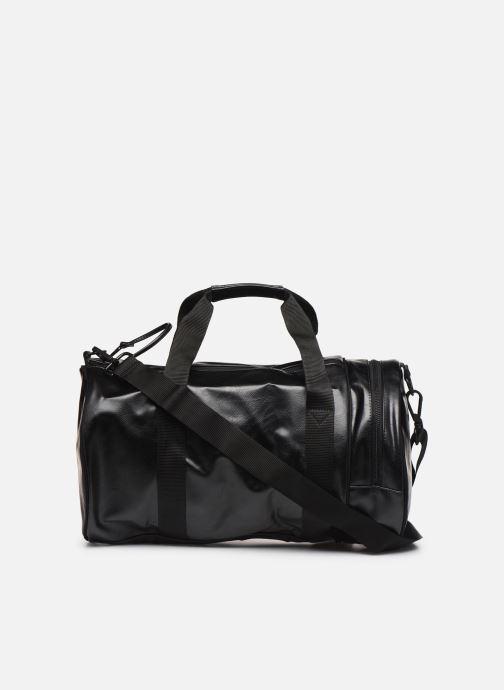 Sacs de sport Fred Perry Tonal Barrel Bag Noir vue face