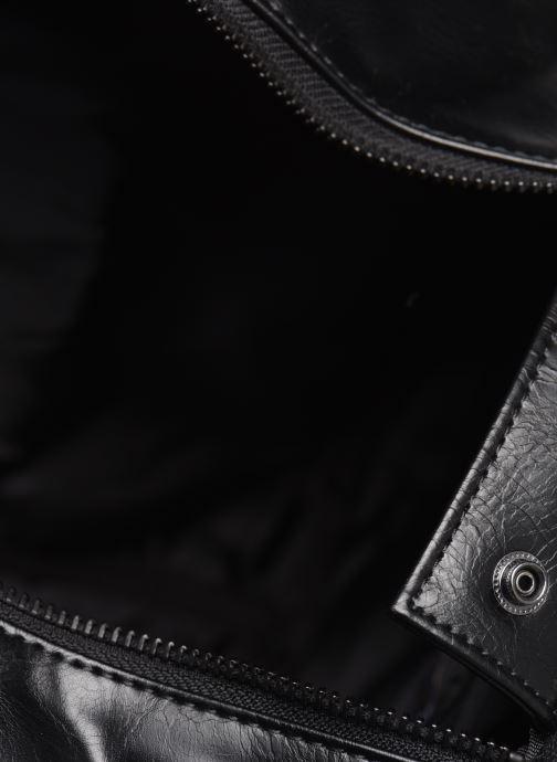 Sacs de sport Fred Perry Tonal Barrel Bag Noir vue derrière