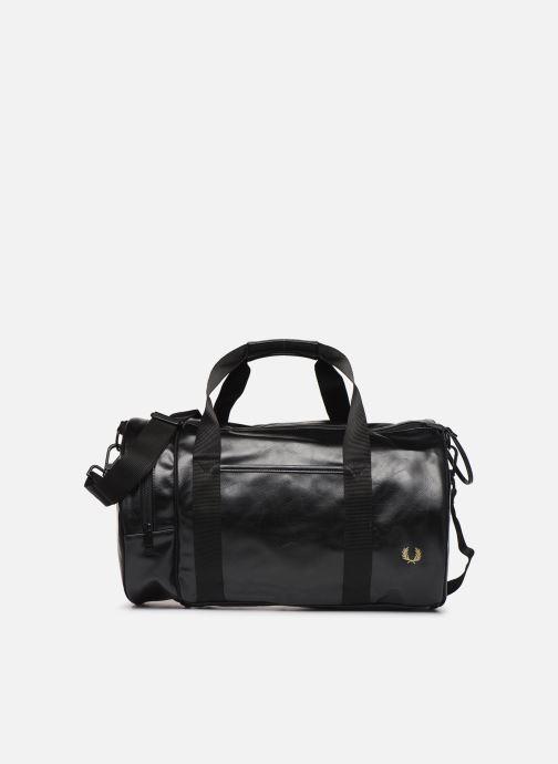 Sacs de sport Fred Perry Tonal Barrel Bag Noir vue détail/paire