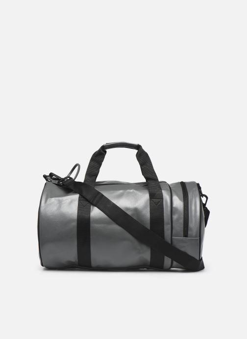 Sacs de sport Fred Perry Tonal Barrel Bag Gris vue face
