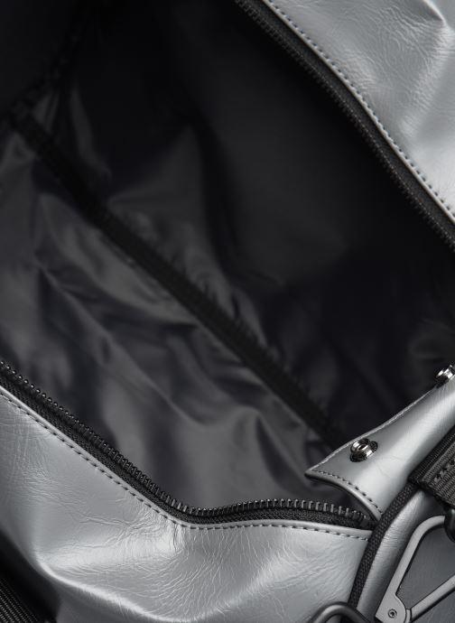 Sacs de sport Fred Perry Tonal Barrel Bag Gris vue derrière