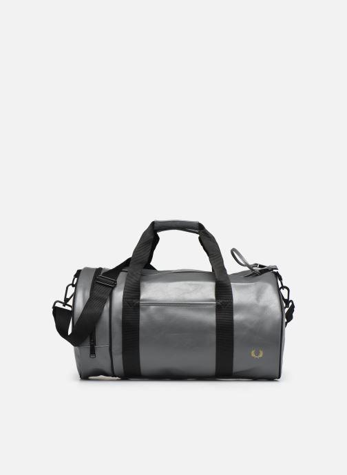 Sacs de sport Fred Perry Tonal Barrel Bag Gris vue détail/paire