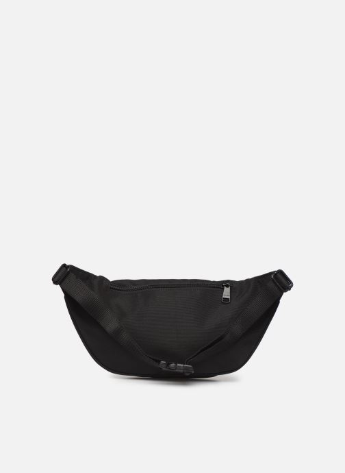Petite Maroquinerie Fred Perry Graphic Waist Bag Noir vue face