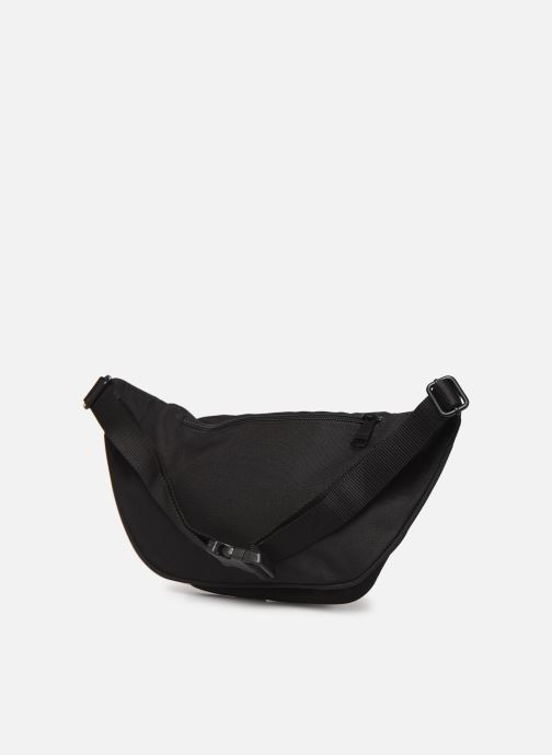 Petite Maroquinerie Fred Perry Graphic Waist Bag Noir vue droite