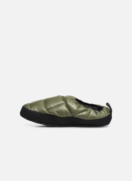 Chaussons The North Face Nse Tent Mule III Vert vue face
