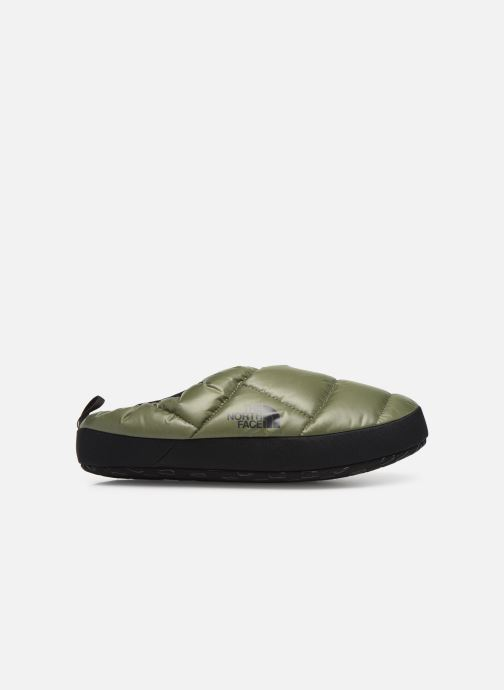 Chaussons The North Face Nse Tent Mule III Vert vue derrière