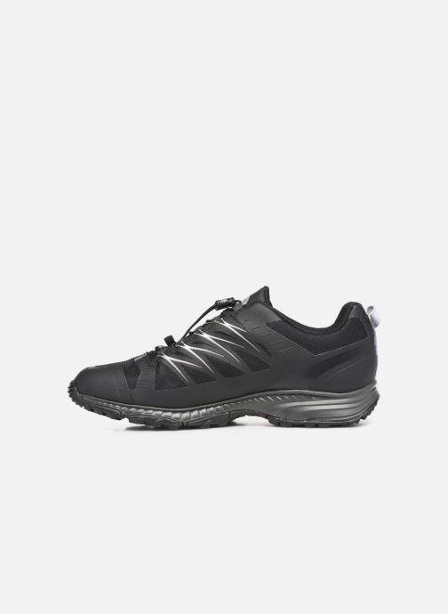 Zapatillas de deporte The North Face Venture Fastlace GTX Negro vista de frente