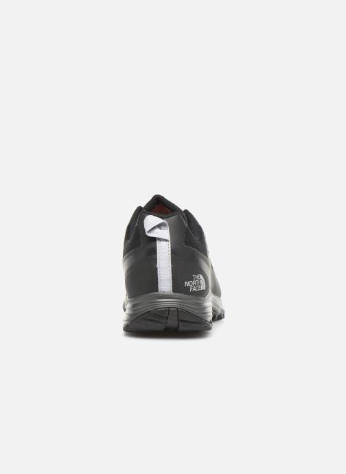 Zapatillas de deporte The North Face Venture Fastlace GTX Negro vista lateral derecha