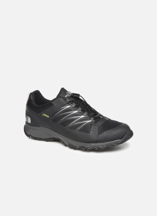 Chaussures de sport The North Face Venture Fastlace GTX Noir vue détail/paire