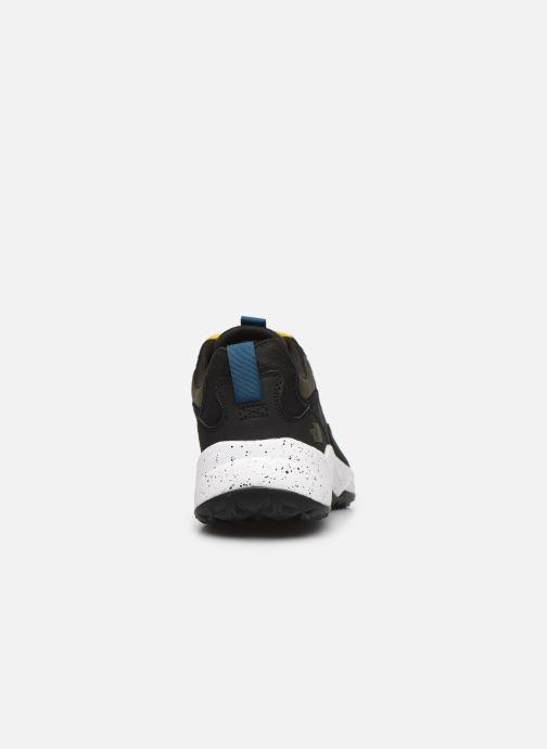 Chaussures de sport The North Face Trail Escape Crest Noir vue droite