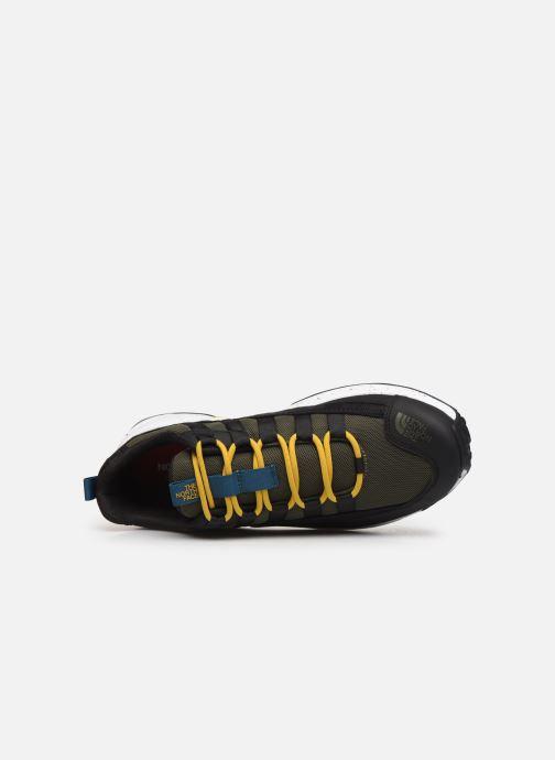 Chaussures de sport The North Face Trail Escape Crest Noir vue gauche