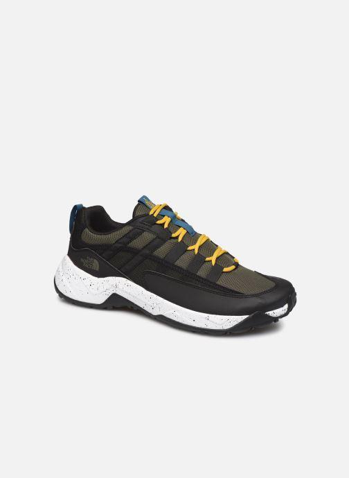 Chaussures de sport The North Face Trail Escape Crest Noir vue détail/paire