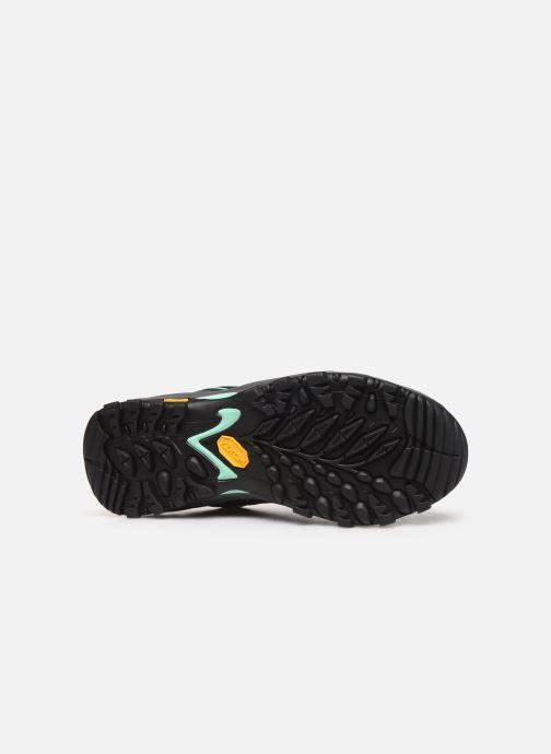 Chaussures de sport The North Face Hedgehog Fastpack GTX (Eu) Noir vue haut