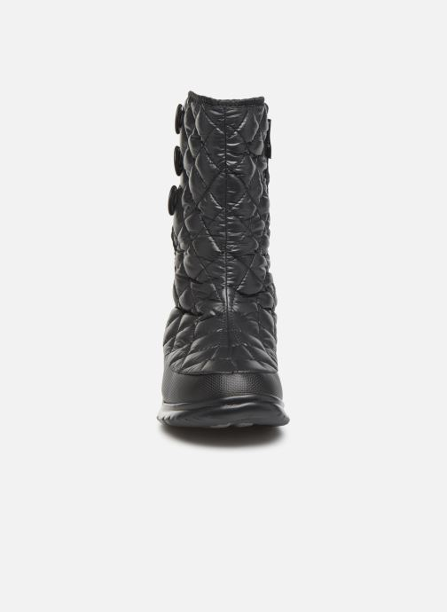 Zapatillas de deporte The North Face ThermoBall™ Button-Up Negro vista del modelo
