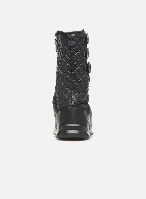 Zapatillas de deporte The North Face ThermoBall™ Button-Up Negro vista lateral derecha