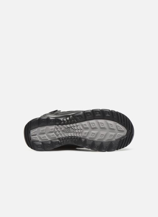 Zapatillas de deporte The North Face ThermoBall™ Button-Up Negro vista de arriba