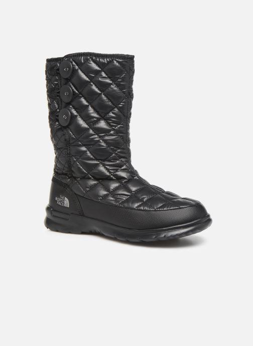 Chaussures de sport The North Face ThermoBall™ Button-Up Noir vue détail/paire