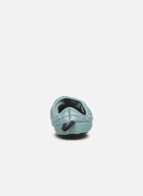 Pantuflas The North Face ThermoBall™ Tent Mule V Azul vista lateral derecha