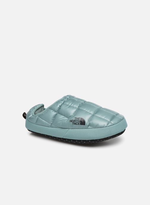 Chaussons The North Face ThermoBall™ Tent Mule V Bleu vue détail/paire