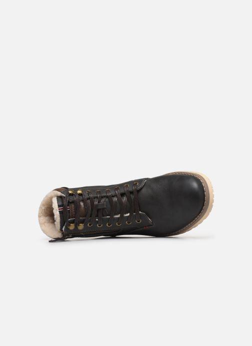 Støvler & gummistøvler Mustang shoes Mirtle Grå se fra venstre