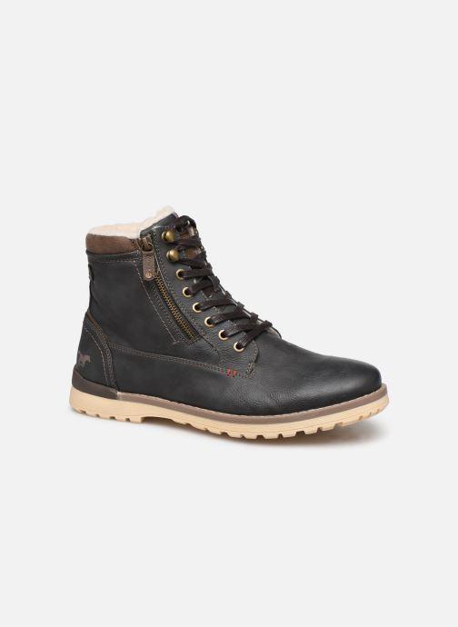 Støvler & gummistøvler Mustang shoes Mirtle Grå detaljeret billede af skoene