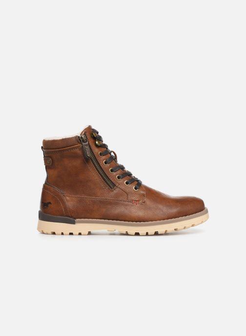 Støvler & gummistøvler Mustang shoes Mirtle Brun se bagfra