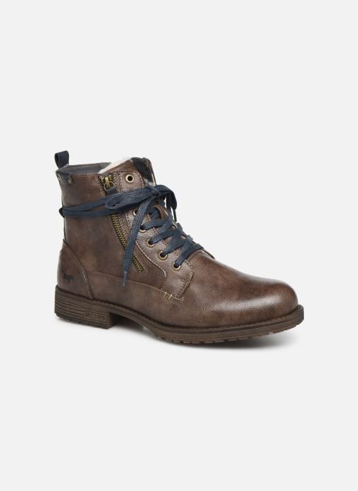 Stiefeletten & Boots Mustang shoes Valery braun detaillierte ansicht/modell